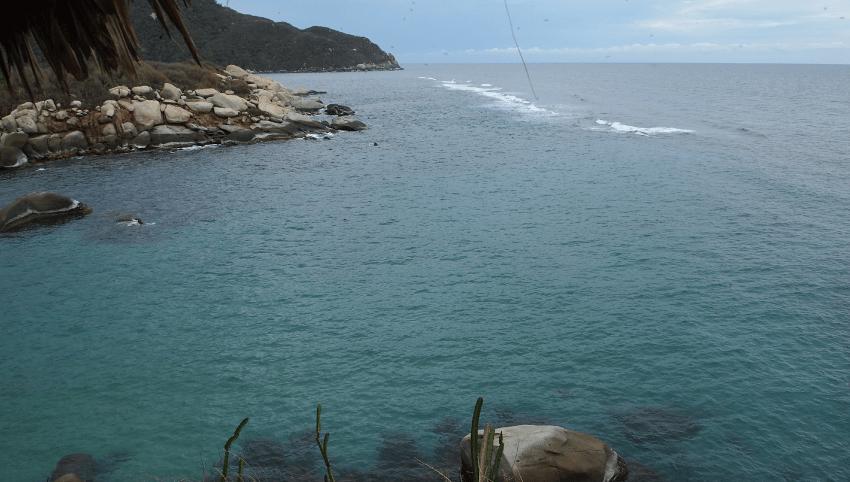 Výhľad na more